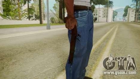 Atmosphere Sawnoff Shotgun v4.3 for GTA San Andreas third screenshot