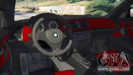 BMW 1M v1.3 for GTA 5
