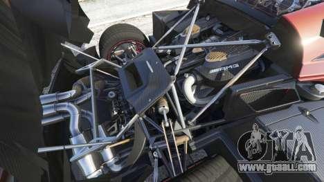 Pagani Huayra 2013 for GTA 5