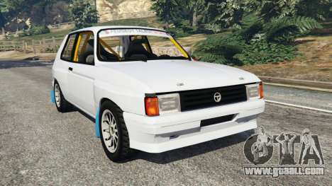 Talbot Samba Groupe B for GTA 5