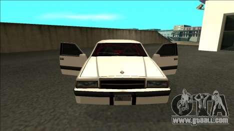 Willard Drift for GTA San Andreas