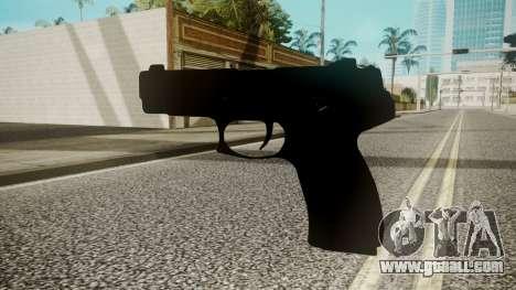 MP-443 for GTA San Andreas second screenshot