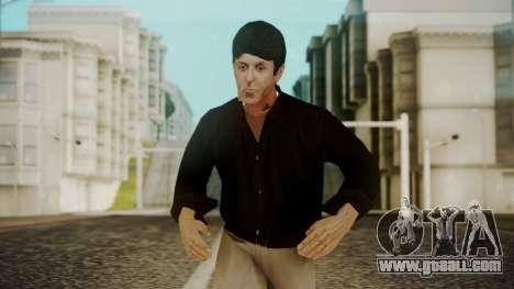 Paul McCartney for GTA San Andreas