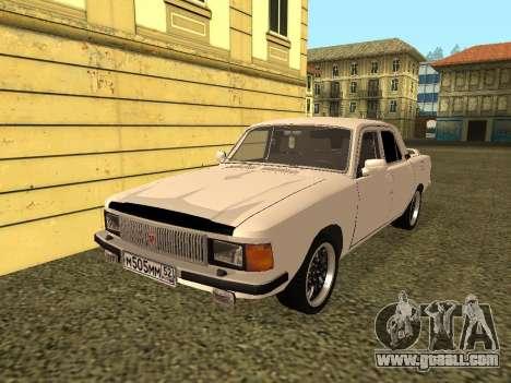 GAZ 3102 Volga for GTA San Andreas