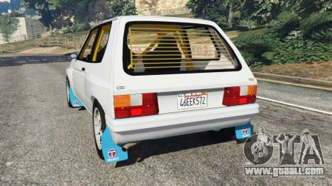 GTA 5 Talbot Samba Groupe B rear left side view