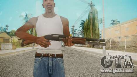 Shotgun by EmiKiller for GTA San Andreas third screenshot