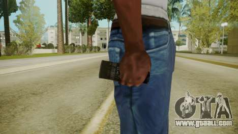 Atmosphere Tear Gas v4.3 for GTA San Andreas
