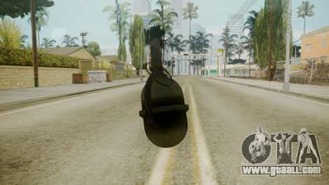 Atmosphere Grenade v4.3 for GTA San Andreas