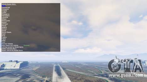 GTA 5 Simple Trainer v2.4 fourth screenshot
