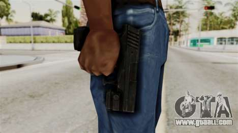 Colt 45 from RE6 for GTA San Andreas third screenshot