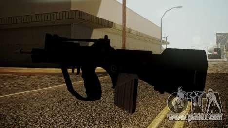 Famas Battlefield 3 for GTA San Andreas third screenshot