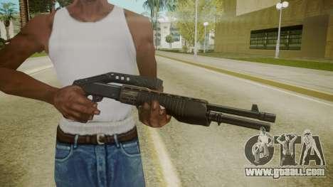 Atmosphere Combat Shotgun v4.3 for GTA San Andreas third screenshot
