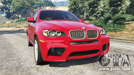 BMW X6 M (E71) for GTA 5