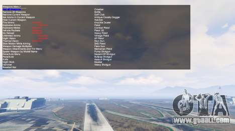 Simple Trainer v2.4 for GTA 5