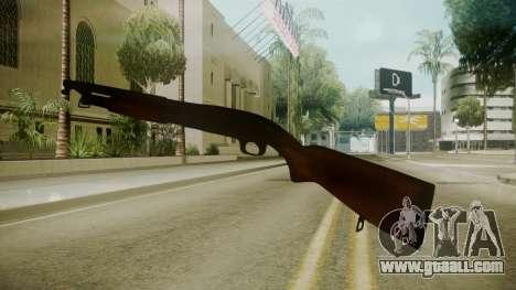 Atmosphere Shotgun v4.3 for GTA San Andreas