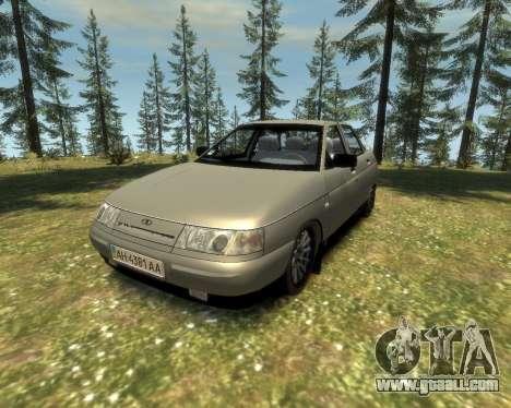 VAZ 21103 v1.1 for GTA 4
