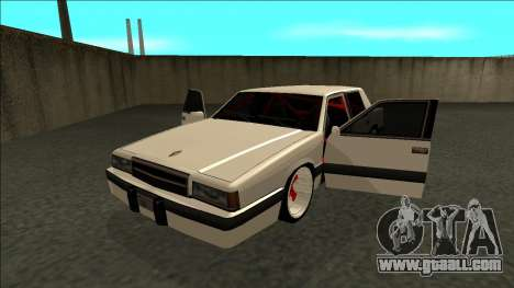 Willard Drift for GTA San Andreas back view