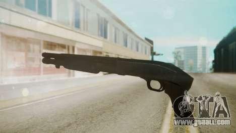 Escopeta Mossberg for GTA San Andreas third screenshot