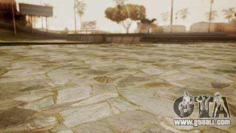 Skate Park with HDR Textures for GTA San Andreas third screenshot
