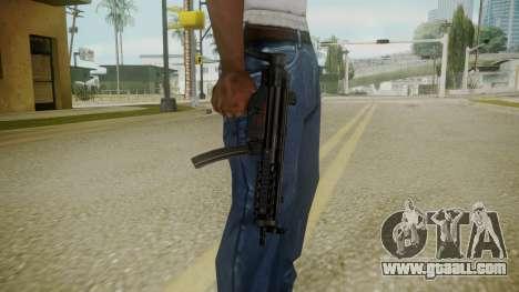 Atmosphere MP5 v4.3 for GTA San Andreas third screenshot