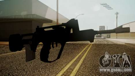 Famas Battlefield 3 for GTA San Andreas second screenshot