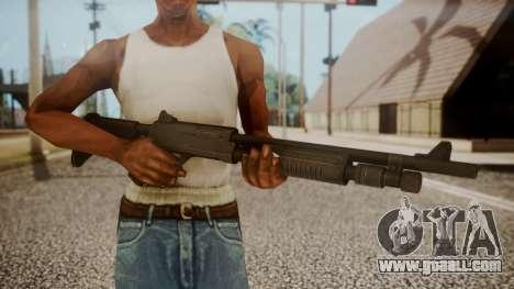 Combat Shotgun from RE6 for GTA San Andreas third screenshot