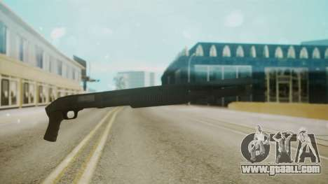 Escopeta Mossberg for GTA San Andreas second screenshot
