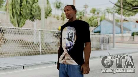 Jeff Hardy Shirt v3 for GTA San Andreas