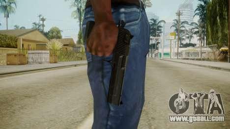 Atmosphere Desert Eagle v4.3 for GTA San Andreas third screenshot