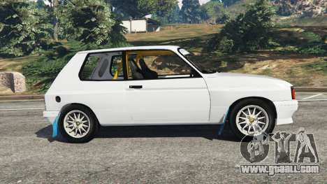 GTA 5 Talbot Samba Groupe B left side view