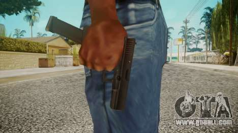 Colt 45 by EmiKiller for GTA San Andreas third screenshot