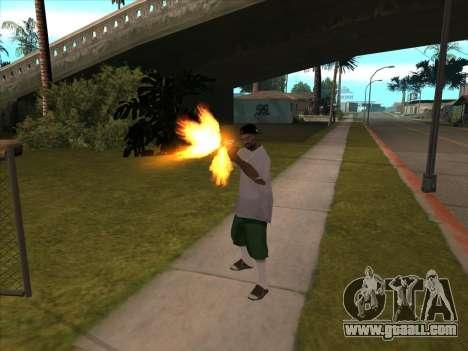 New Beta Skin for GTA San Andreas