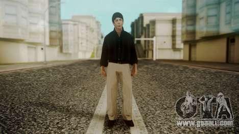 Paul McCartney for GTA San Andreas second screenshot