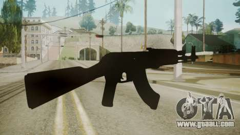 Atmosphere AK-47 v4.3 for GTA San Andreas second screenshot