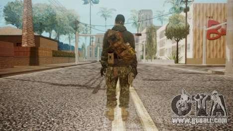 Custom Survivor 4 for GTA San Andreas third screenshot