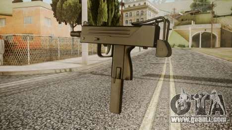 Micro SMG by catfromnesbox for GTA San Andreas second screenshot