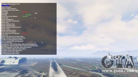 GTA 5 Simple Trainer v2.4 third screenshot