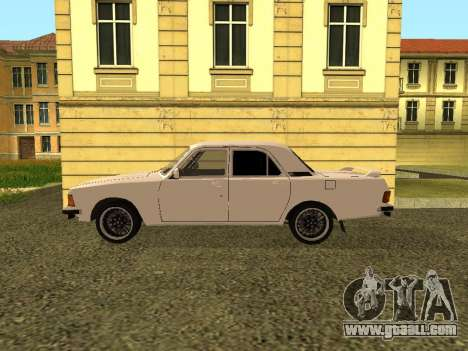 GAZ 3102 Volga for GTA San Andreas left view