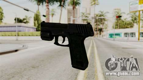 Colt 45 from RE6 for GTA San Andreas second screenshot