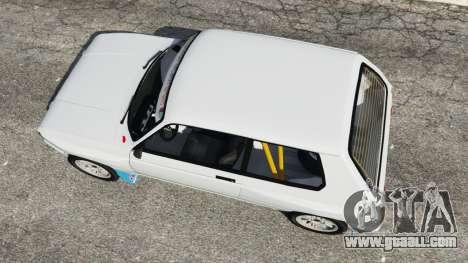 Talbot Samba Groupe B for GTA 5