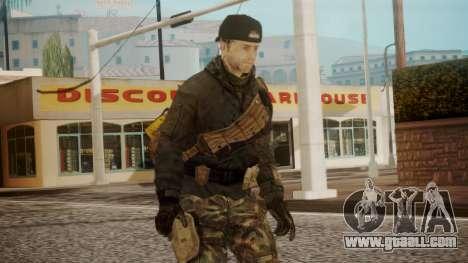 Custom Survivor 4 for GTA San Andreas