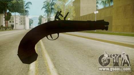 Atmosphere Sawnoff Shotgun v4.3 for GTA San Andreas second screenshot