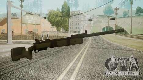 M40A5 Battlefield 3 for GTA San Andreas