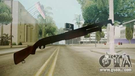 Atmosphere Shotgun v4.3 for GTA San Andreas second screenshot