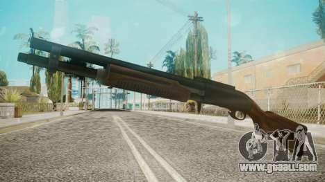 Shotgun by EmiKiller for GTA San Andreas