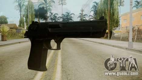 Atmosphere Desert Eagle v4.3 for GTA San Andreas