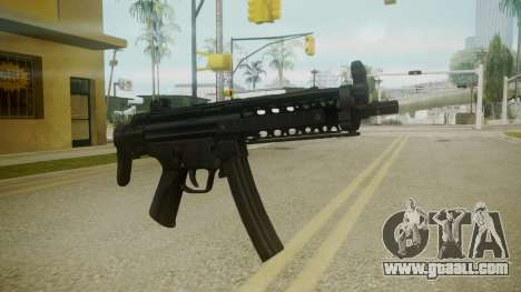 Atmosphere MP5 v4.3 for GTA San Andreas
