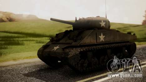 M4A3 Sherman for GTA San Andreas