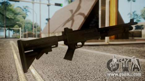 Combat Shotgun from RE6 for GTA San Andreas second screenshot