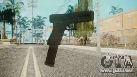 Colt 45 by EmiKiller for GTA San Andreas